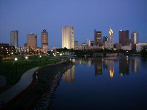 Philadelphia to Columbus, OH