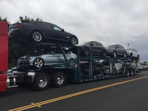 cmmercial car transport services